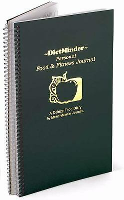 DIETMINDER Personal Food & Fitness Journal (A Food and Exercise Diary) by F. E.