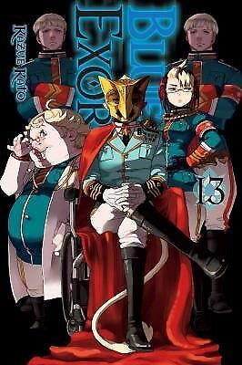 Blue Exorcist, Vol. 13, Kato, Kazue, Good Condition, Book