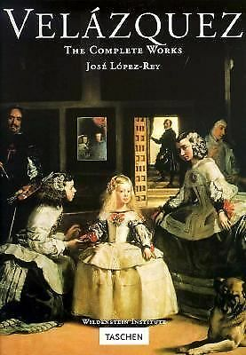 Velazquez: the Complete Works, Lopez-Rey, Jose, Good Book