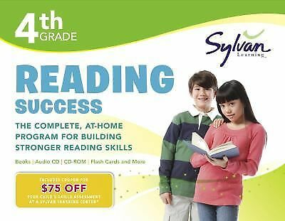Fourth Grade Reading Success: Complete Learning Kit (Language Arts Kits), Sylvan