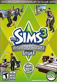 The Sims 3: High End Loft Stuff - PC by