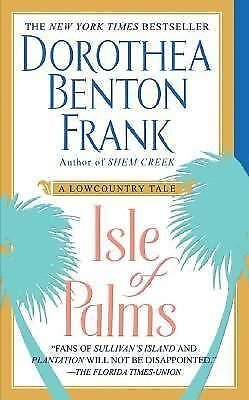 Isle of Palms, Frank, Dorothea Benton, Good Condition, Book
