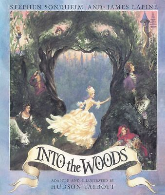Into the Woods, Lapine, James, Sondheim, Stephen, Good Book