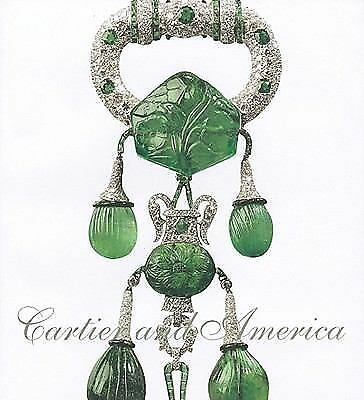 Cartier and America by Chapman, Martin
