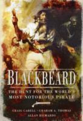 BLACKBEARD: The Hunt for the World's Most Notorious Pirate, Allan, Allan Richard