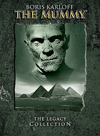 The Mummy - The Legacy Collection (The Mummy/Mummy's Hand/Mummy's Tomb/Mummy's