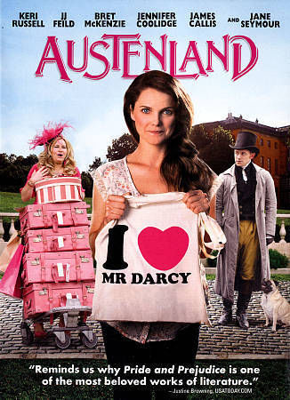 Austenland by Keri Russell, JJ Field, Jennifer Coolidge