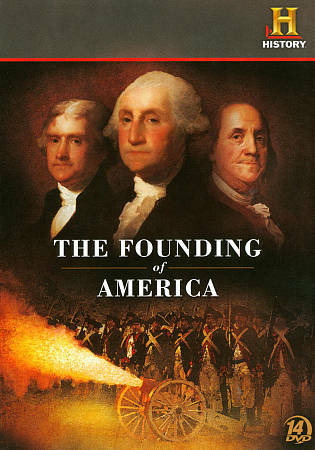 The Founding of America Megaset doublethin repackage)