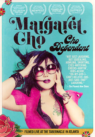 Cho Dependent, New DVD, Margaret Cho, Margaret Cho