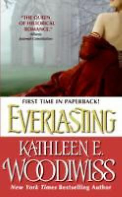 Everlasting, Woodiwiss, Kathleen E., Good Condition, Book