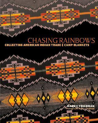 Chasing Rainbows: Collecting American Indian Trade & Camp Blankets