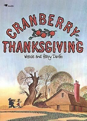 Cranberry Thanksgiving by Devlin, Harry