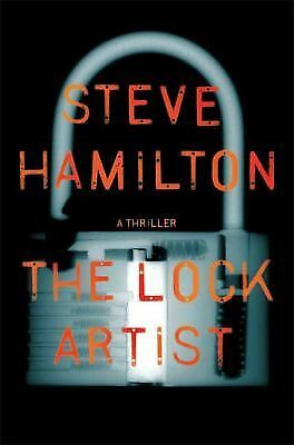 The Lock Artist: A Novel, Steve Hamilton, Good Condition, Book