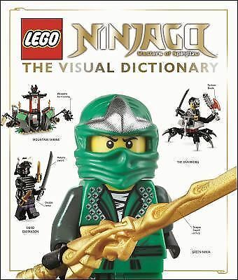 LEGO NINJAGO: The Visual Dictionary (Library Edition) (DK Visual Dictionaries),