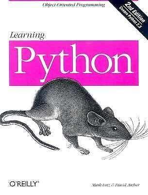 Learning Python, Second Edition Lutz, Mark, Ascher, David