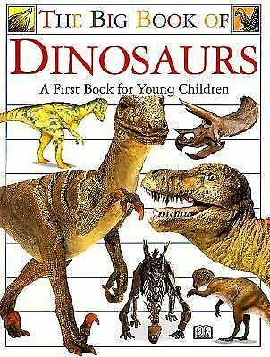 Big Book of Dinosaurs DK Publishing