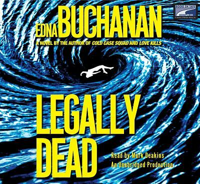 Legally Dead, Edna Buchanan, Good Book