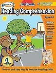 Hooked On Phonics First Grade Reading Comprehension Workbook, Hooked On Phonics.