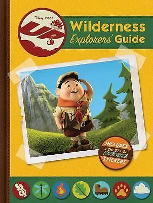 Up: Wilderness Explorers' Guide by Ellie O' Ryan