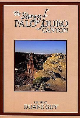 The Story of Palo Duro Canyon (Double Mountain Books), , Good Book