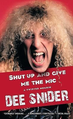 Shut Up and Give Me the Mic, Snider, Dee, Good Book