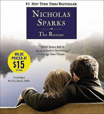 The Rescue, Sparks, Nicholas, Good Book