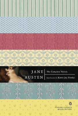 The Complete Novels  (Penguin Classics Deluxe Edition) Austen, Jane