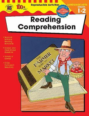 Reading Comprehension, Grades 1 - 2 (The 100+ Series(TM)) by Fitzgerald, Holly