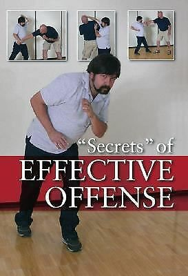 """Secrets"" of Effective Offense: Survival Strategies for Self-Defense, Martial A"