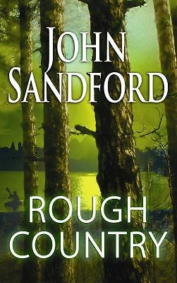 Rough Country (Center Point Platinum Mystery (Large Print)), John Sandford, Good