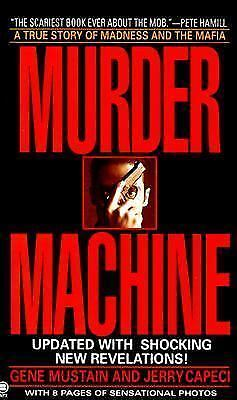 Murder Machine (Onyx), Gene Mustain, Jerry Capeci, Good Book