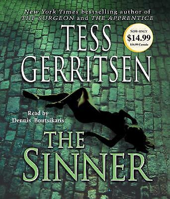 The Sinner, Gerritsen, Tess, Good Book