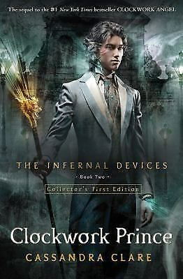 Clockwork Prince (The Infernal Devices) by Clare, Cassandra