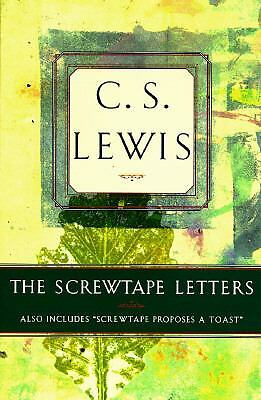 The Screwtape Letters, C.S. Lewis, Good Book
