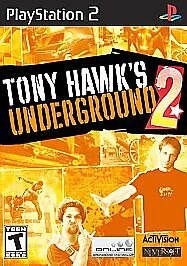 Tony Hawk's Underground 2 (PS2) by Activision Inc.