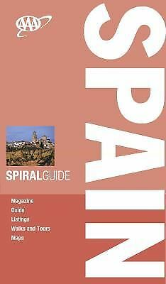AAA Spiral Spain AAA Spiral Guides: Spain)
