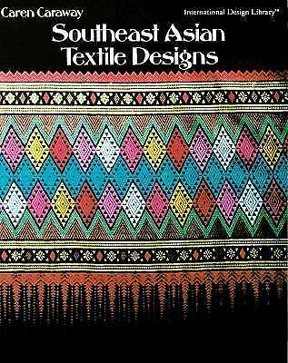 Southeast Asian Textile Design International Design Library)
