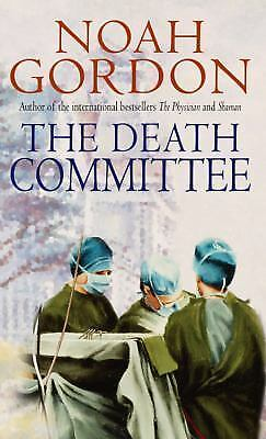 The Death Committee, Gordon, Noah, Good Condition, Book