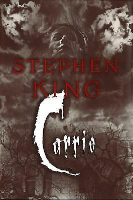 Carrie, Stephen King, Good Condition, Book