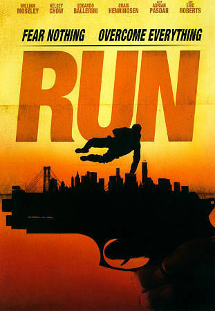 RUN (DVD, 2014) New / Factory Sealed / Free Shipping