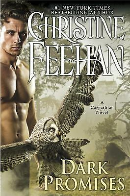Dark Promises (Carpathian Novel, A), Feehan, Christine, Good Condition, Book