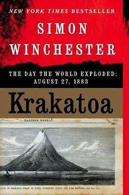 Krakatoa: The Day the World Exploded: August 27, 1883, Simon Winchester, Good Co
