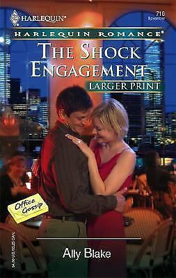 The Shock Engagement, Blake, Ally, Good Book
