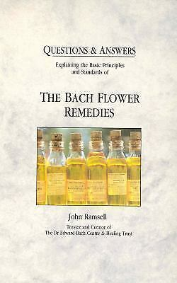 QuestionsandAnswers: Bach Flower Remedies, , Good Book