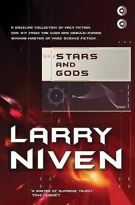 Stars and Gods, Niven, Larry, Good Condition, Book