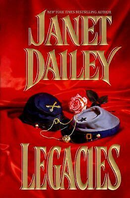 Legacies, Janet Dailey, Good Condition, Book