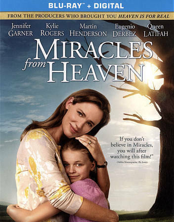 Miracles From Heaven Blu-ray + UltraViolet