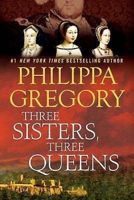 Three Sisters, Three Queens, Gregory, Philippa, Good Condition, Book