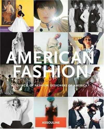 American Fashion (Trade), Scheips, Charlie, Good Condition, Book