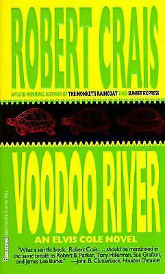 Voodoo River (Elvis Cole Novels), Robert Crais, Good Condition, Book